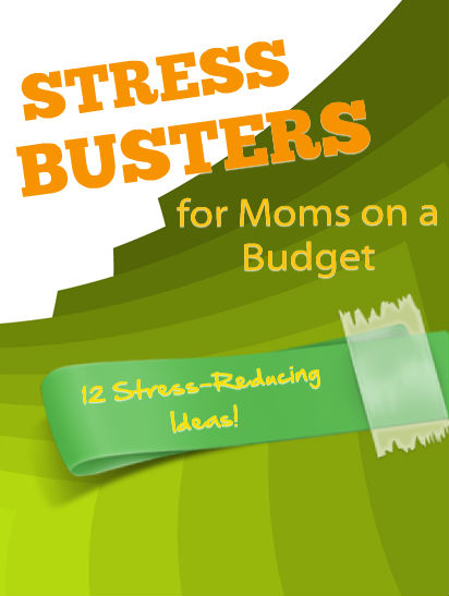 teen stress busters