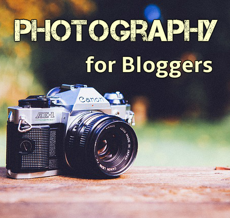 PLR Report: Photography for Bloggers – Includes Ecovers and Slide Show