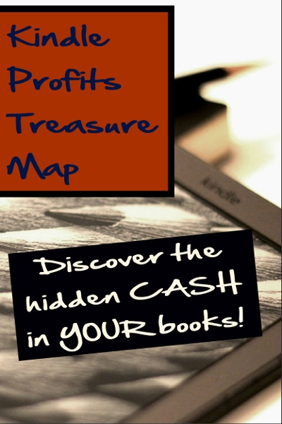 Kindle Profits Treasure Map – Mega PLR Package