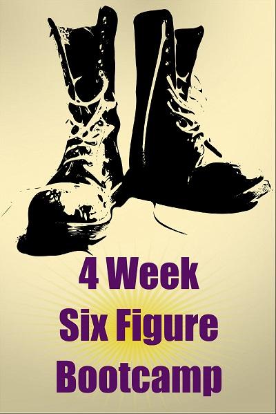 4 Week Six-Figure [Coaching] Bootcamp – PLR on Sale Ends Soon