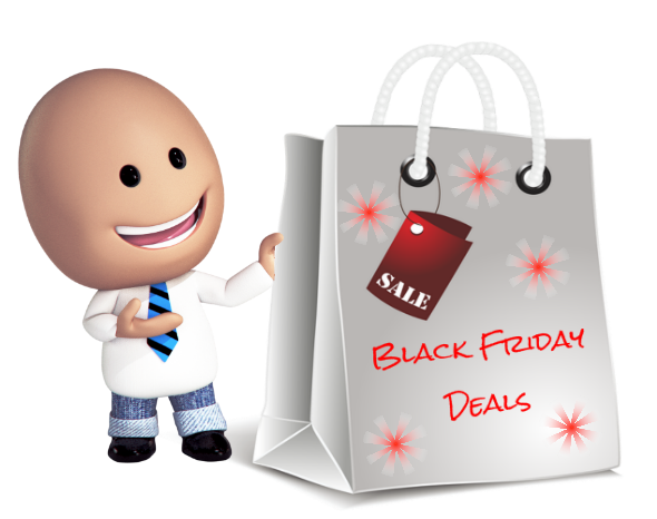 [2014] Black Friday Deals Shopping – PLR Content