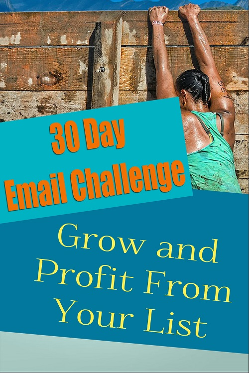 [New PLR] 30 Day Email Marketing Challenge
