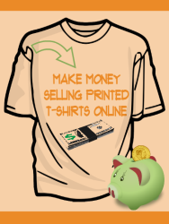 New MMO PLR: Sell T-Shirts Online – w/ limited coupon