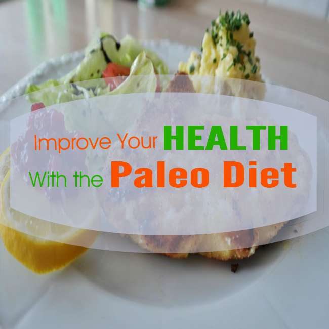 New Healthy Eating PLR:  Paleo Diet