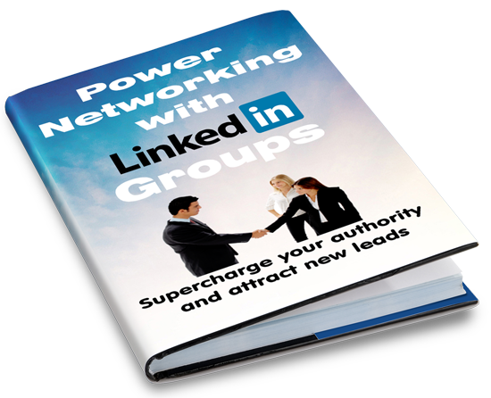 New IM PLR Report:  Power Networking with LinkedIn Groups