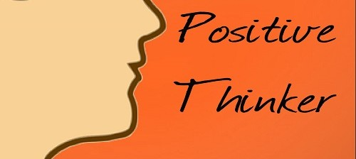 Positive Thinker - free ecover