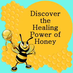 New Health PLR: Healing Power of Honey