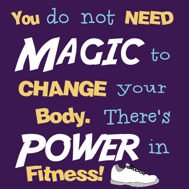 Power in Fitness