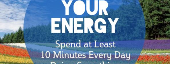 Refresh Your Energy