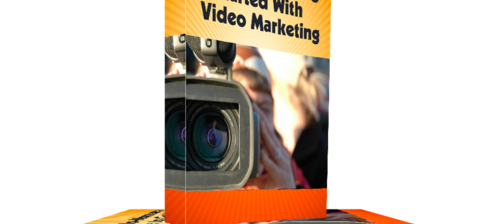 video marketing plr content ecover