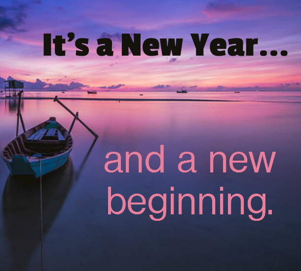 Its a new year - PLR image