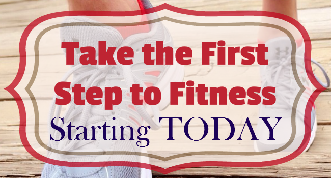 First Step to Fitness