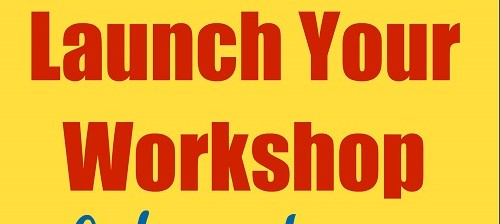 Marketing PLR Planner - Launch Your Workshop - ecover