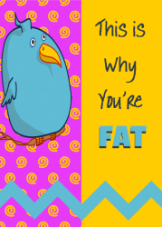 Fat Loss PLR Report > This is Why You're Fat