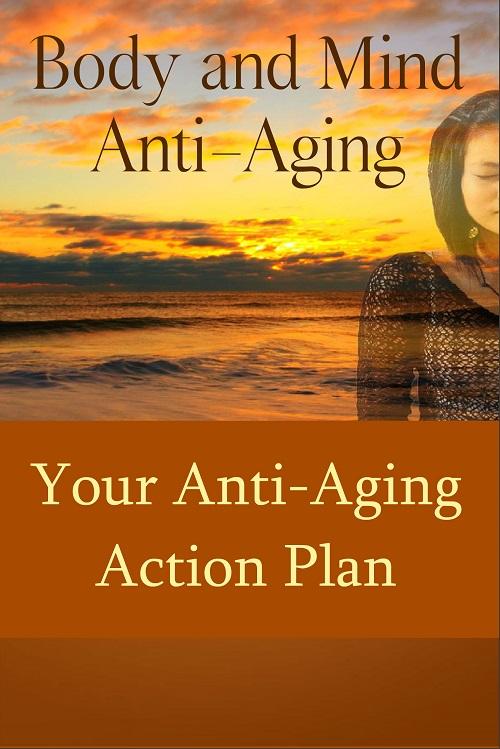 Body Mind Anti-Aging PLR Packakge