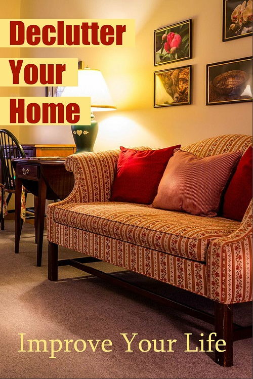 Declutter Your Home PLR - Ecover