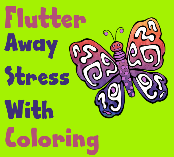Adult Coloring Pages PLR - Love and Inspirational themes