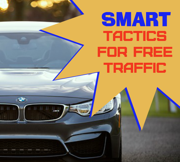 Smart Tactics for Free Traffic PLR – Social Media Bundle Special Pricing