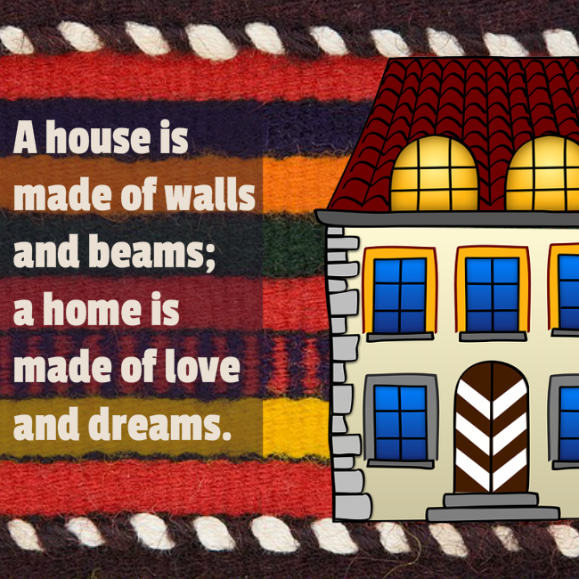 A home quote