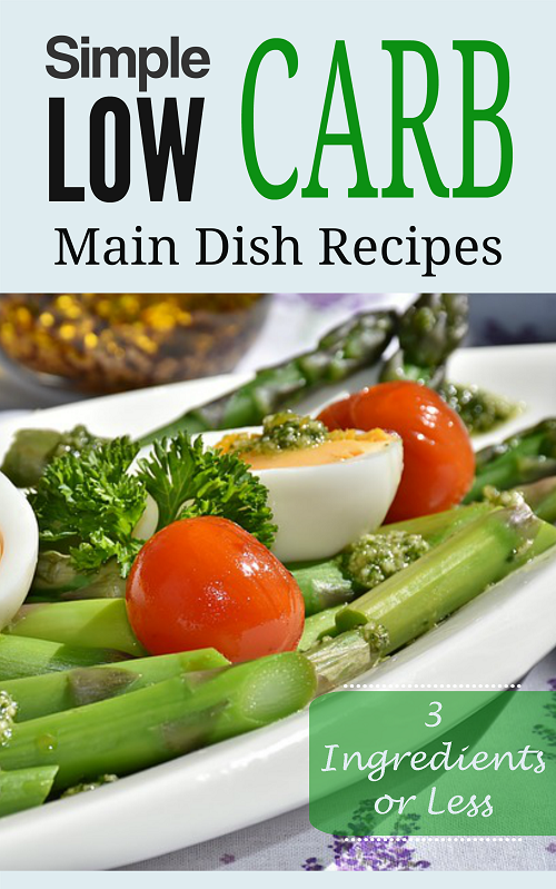 New Low Carb PLR Report & Recipes