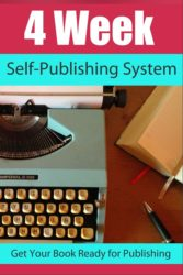 4 Week Self-Publishing PLR Content for Coaches and Creating Webinars