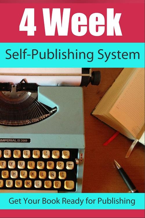 4-week-self-publishing-system