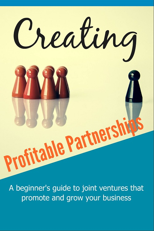 Creating Profitable Partnership [Joint Venture PLR] Done-for-You Content