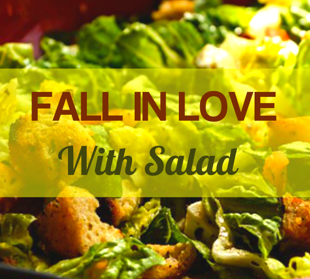 recipe PLR videos - free salad quote image