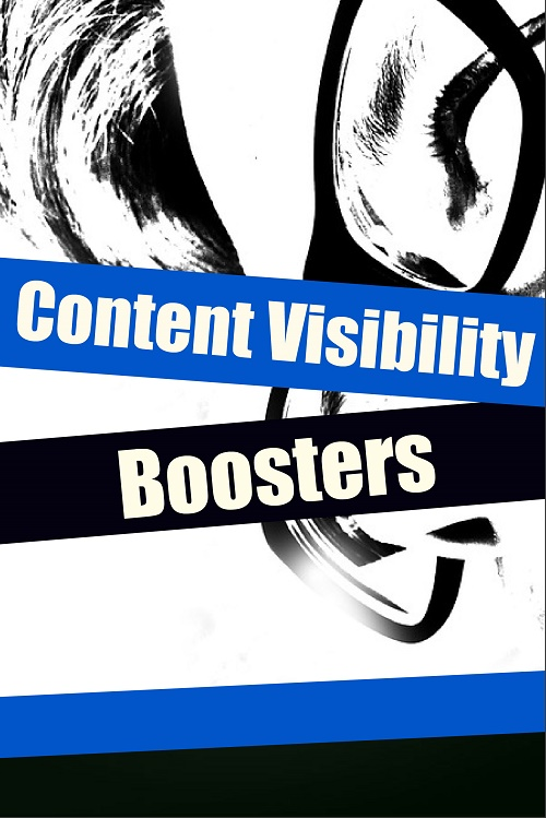 Brandable Business Content > Visibility Boosters