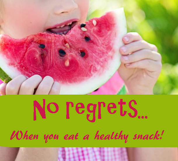 food plr membership - no regrets healthy snacks image