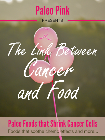 breast cancer PLR - paleo pink ecover