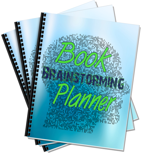 Publishing PLR Planner – Book Brainstorming