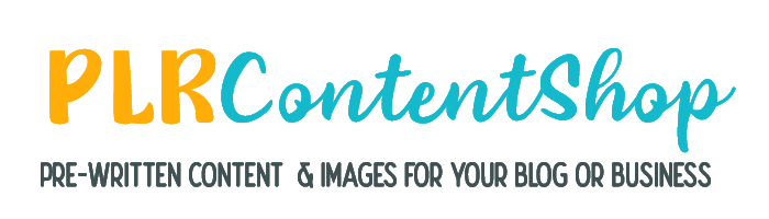 plr private lable content for your blog business