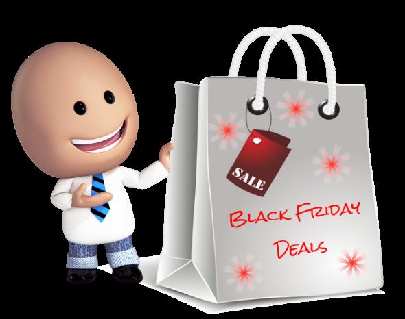 [2014] Black Friday Deals Shopping – PLR Content