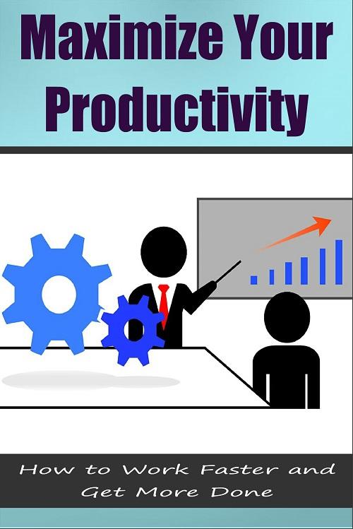 [New PLR] Maximize Productivity, Personal Success Program, Simple & Fun Goal Setting Strategies