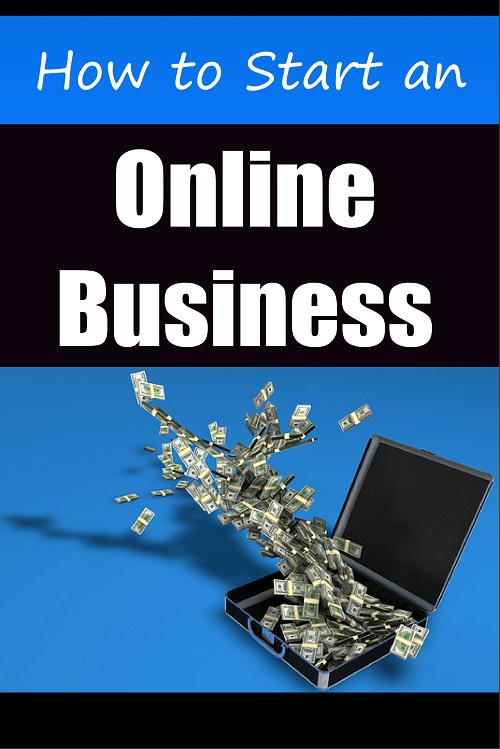 How to Start an Online Business – PLR Package