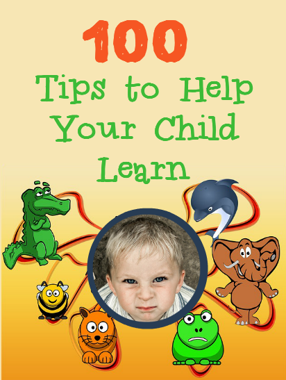 100 Tips to Help Your Child Learn – PLR Package
