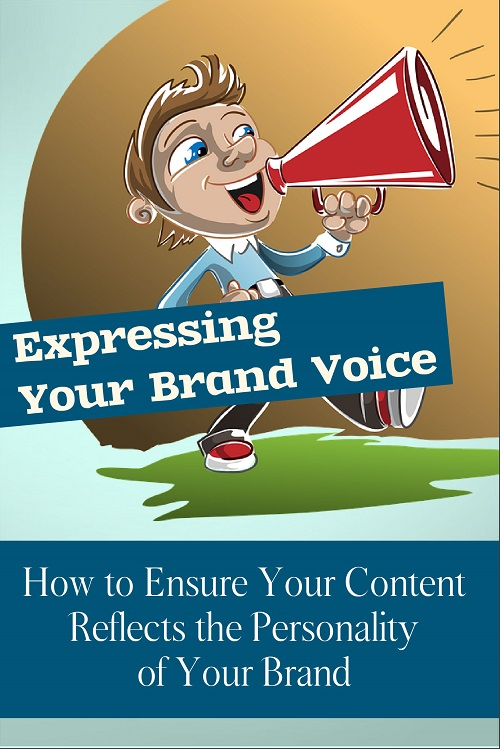 Business Branding PLR:  Expressing Your Brand Voice