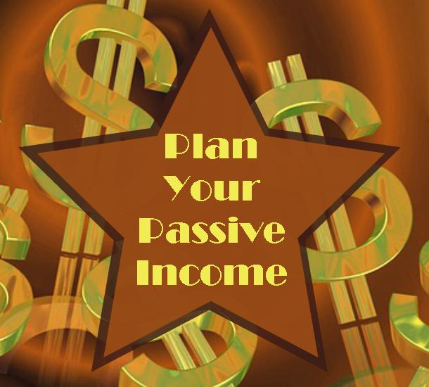 New – Passive Income PLR Planner