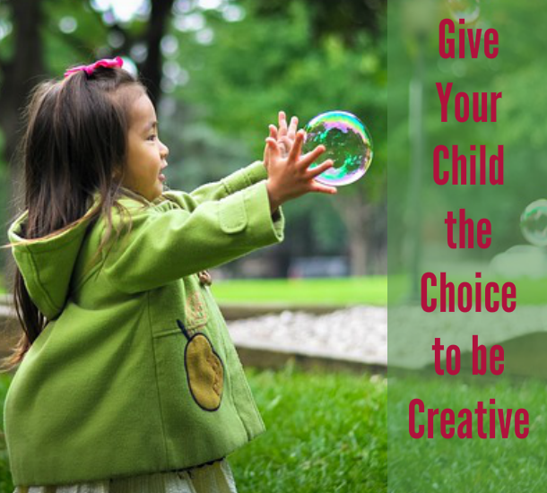 Raising Creative Children – PLR Report