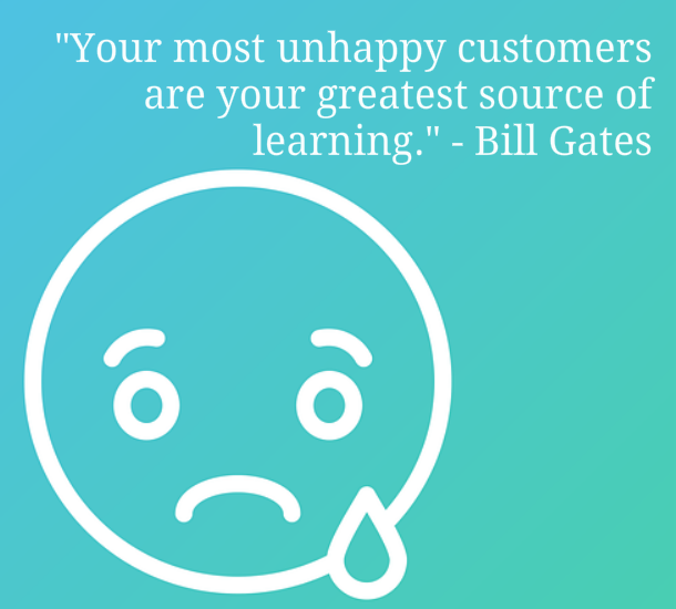 business coaching plr - unhappy customers image