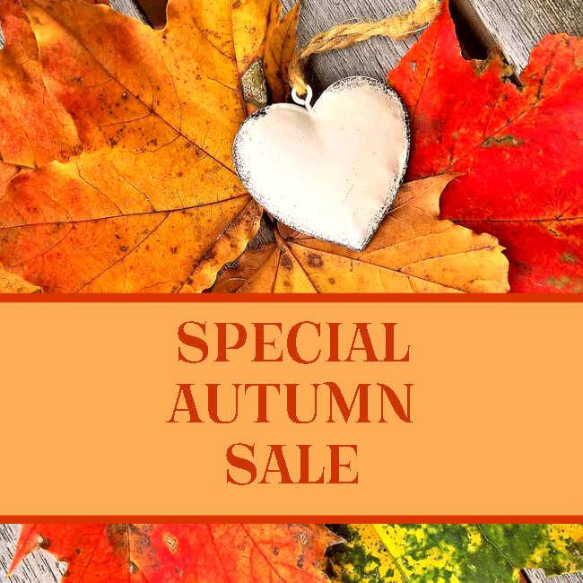 Free PLR Images for November - special autumn sale image